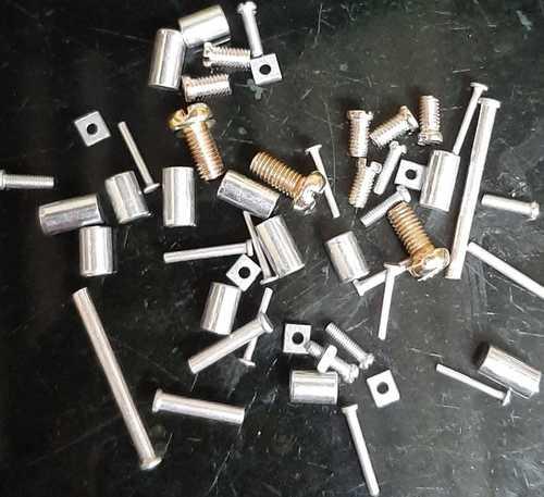 MCB- Anchor, Screw, Nuts, Circuit Barker, Aluminium pipe And Rivet