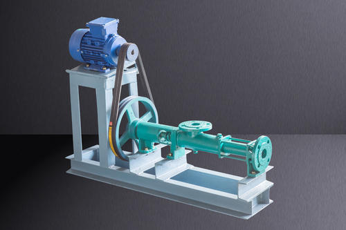 Oil Screw Pump