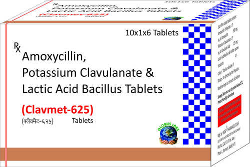 Amoxycillin clavulanate tablet