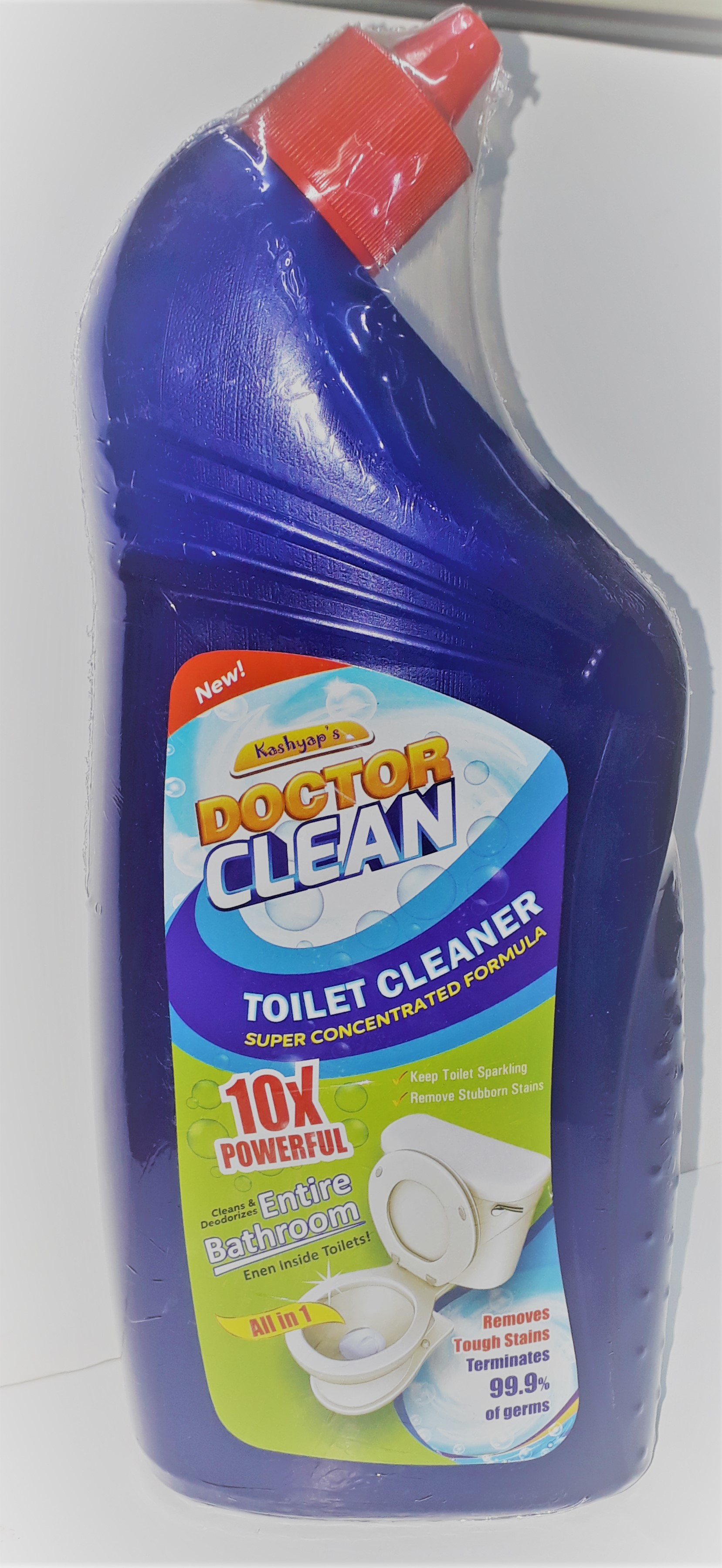 Doctor Clean Toilet Cleaner