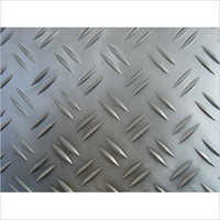 317 Stainless Steel Chequered Plate