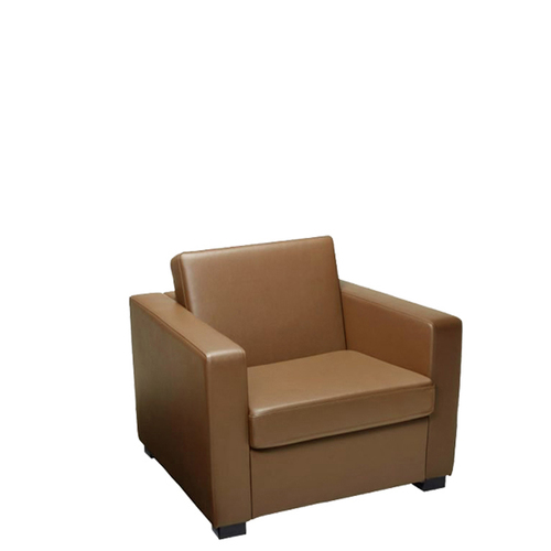 Office Single Seater Leather Sofa