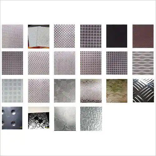 Etching Finish Stainless Steel Decorative Sheets