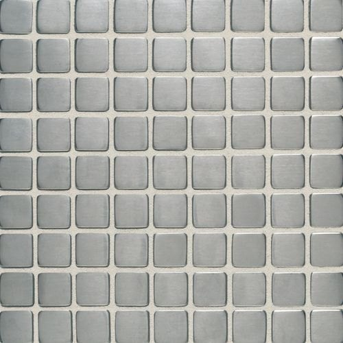Checks Texture Stainless Steel Sheets