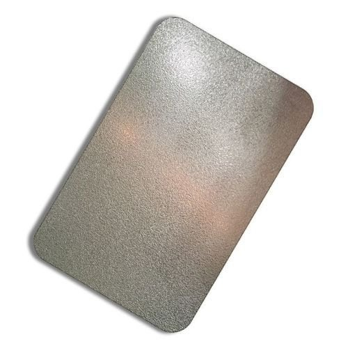 Stainless Steel Coloring Sandblast Sheets