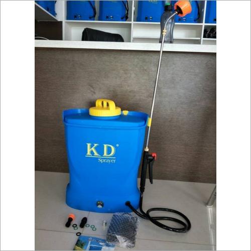 Battery Operated Garden Sprayer