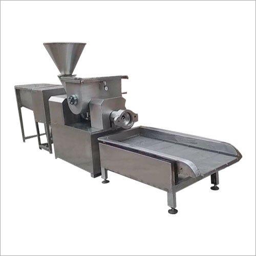 SS Pasta Extruder Machine