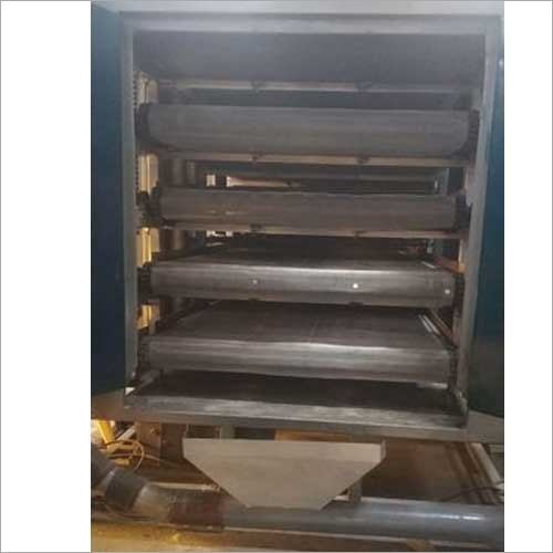 Industrial Continuous Soya Been Dryer