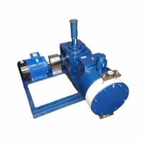 Hydraulic Diaphragm Pump