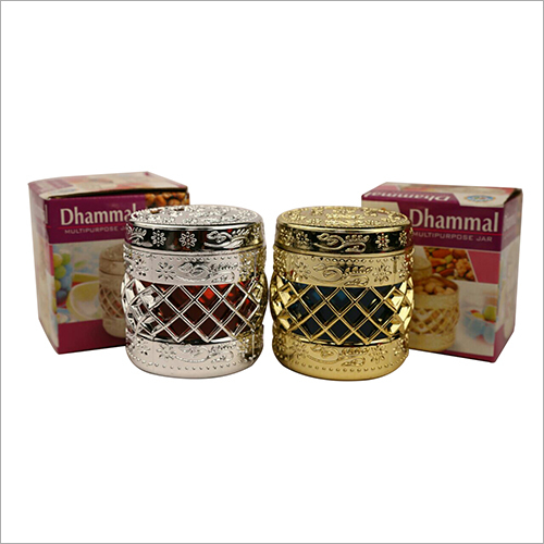 Dhammal Plastic Multi-Purpose Jar