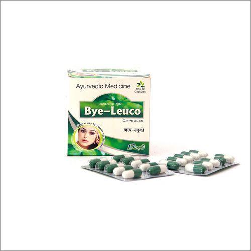 Ayurvedic Bye Leuco Capsule