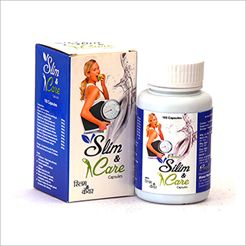 Herbal Slim And Care Capsule