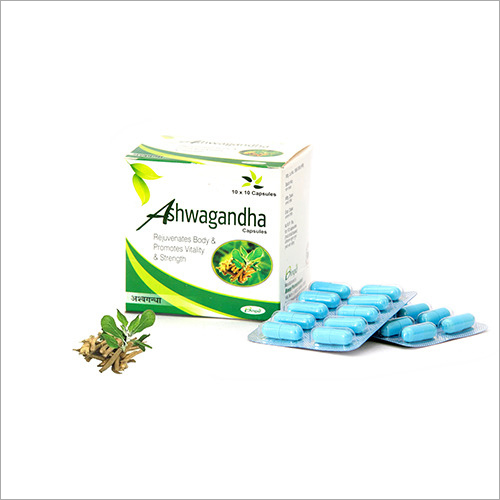 Herbal Ashwagandha Capsule