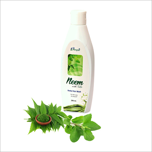 200ml Herbal Hair Wash Shampoo