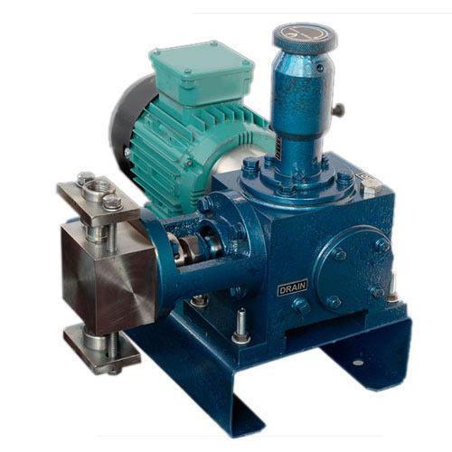 Industrial Plunger Type Dosing Pump