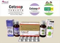 Cetirizine Di Hydrochloride 5mg