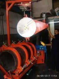 Thermoplastics HDPE Pipe Welding Machine (315mm-630mm)