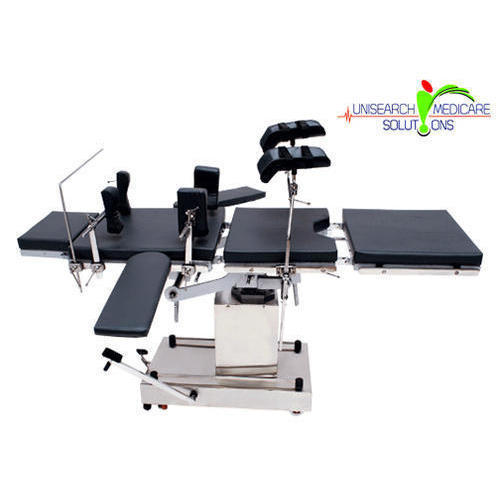 Remote Operated C-Arm Operation Table