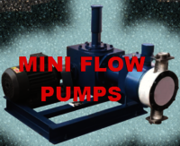 MFPP 3 Hydraulic Actuated Diaphragm Pump