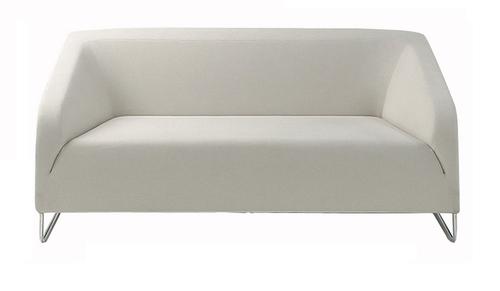 2 + 2 Seater织品坐垫沙发