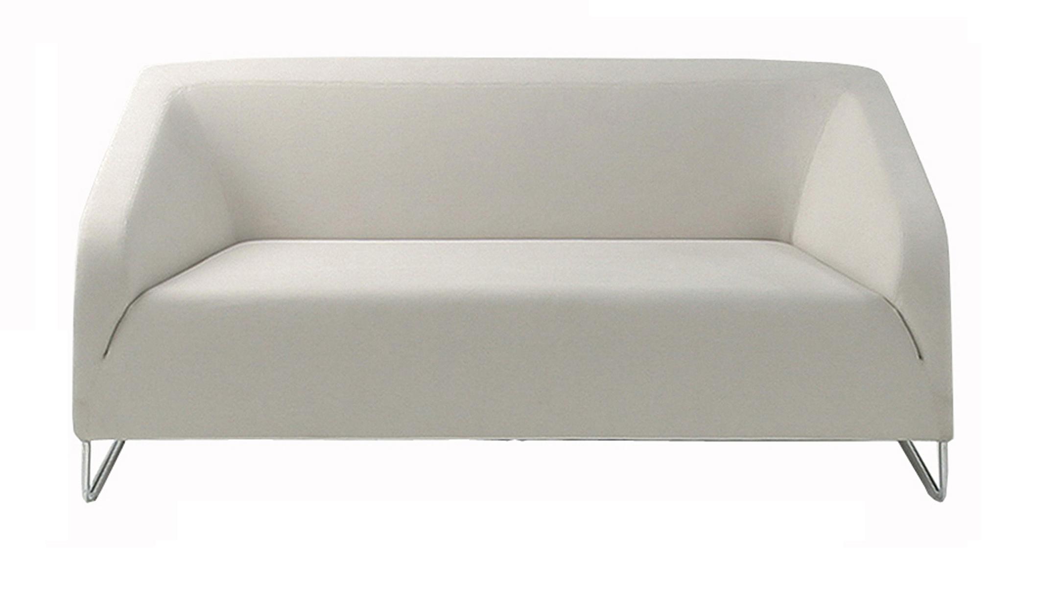 2 + 2 Seater Fabric Cushion Sofa