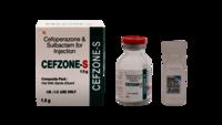 Cefoperazone , Sulbactum Inj.
