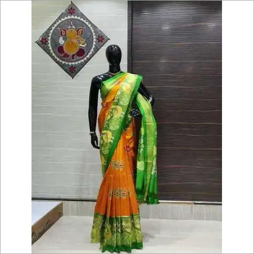 Pochampally Silk Marks sarees