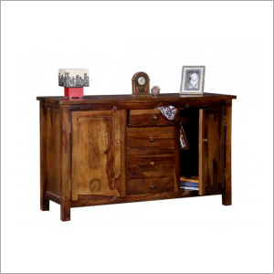 Dac Wooden Console Cabinet