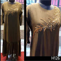 Fine Embroidered Kurti