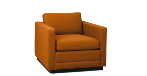 Office Single Seater Fabric Sofa