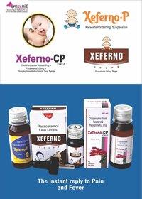 Paracetamol 250mg/5ml