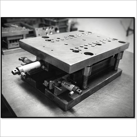 Customised Progressive Tools for Precision Parts