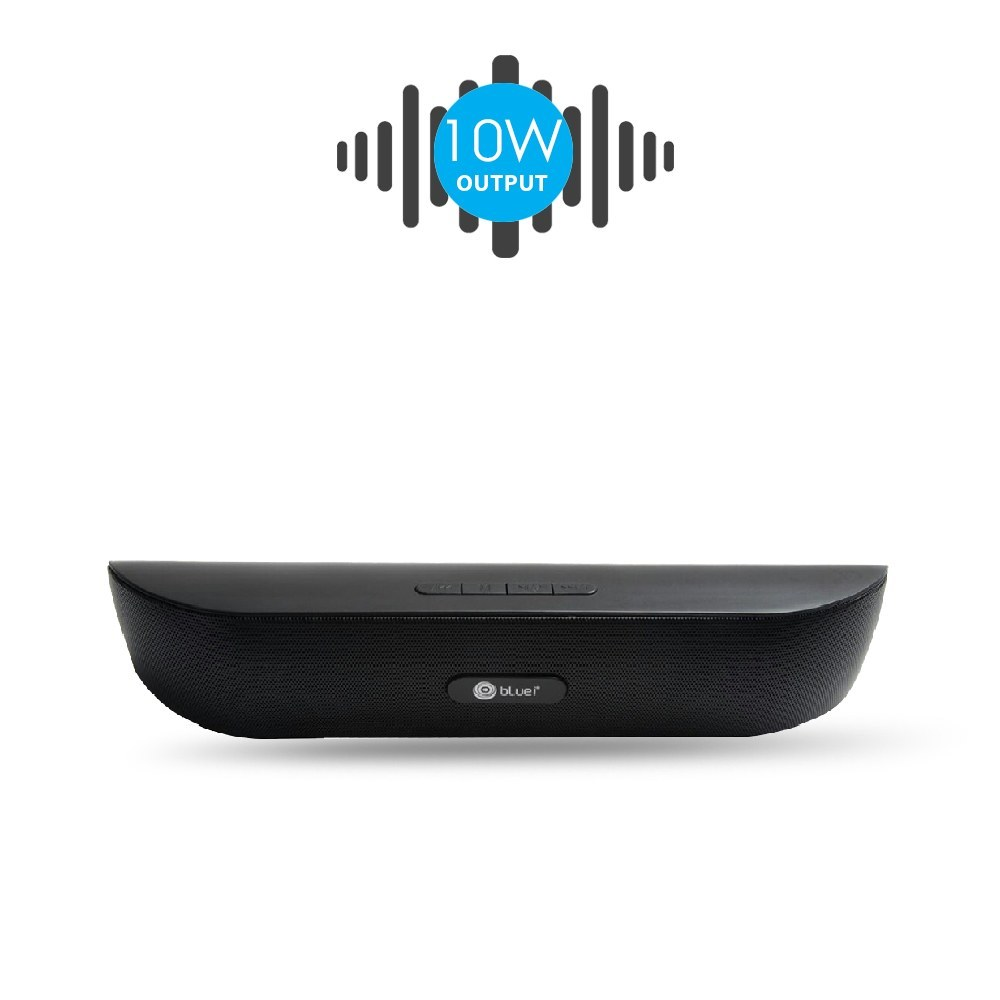 Bluei Classic-Z5 Hi-Basss, 5.0 Bluetooth Version with Built - in FM Radio, Aux input, Call Function & SD Card support, Portable Bluetooth Speaker