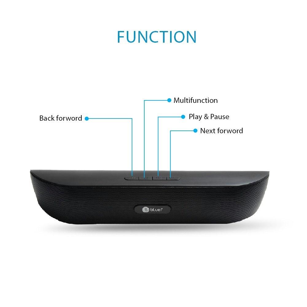 Hi-Basss Bluetooth  Bluei  Speaker CLASSIC-Z5