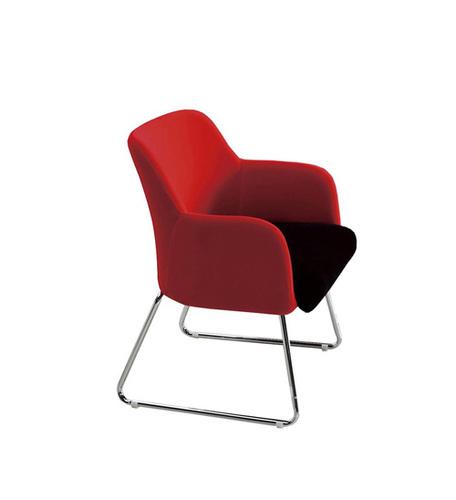 Lounge Fabric Sofa Chairs