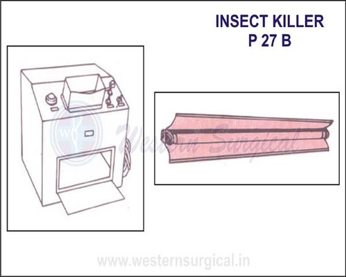 Insect Killer - U.V Cabinet For T.L.C. Testing & U..V. Fittings