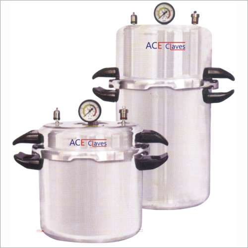 Non Electrical Cooker Type Autoclave