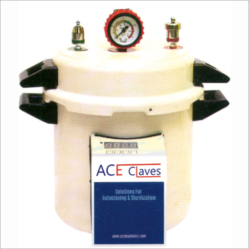Electrical Cooker Type Autoclave