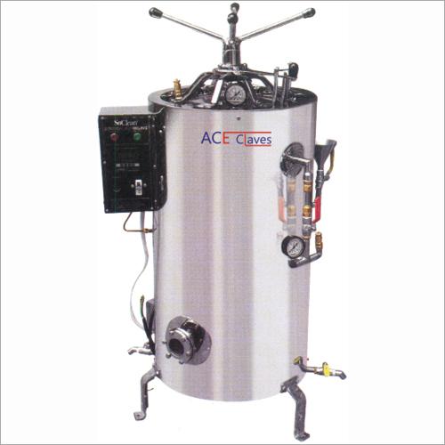 Vertical High Pressure Sterilizers