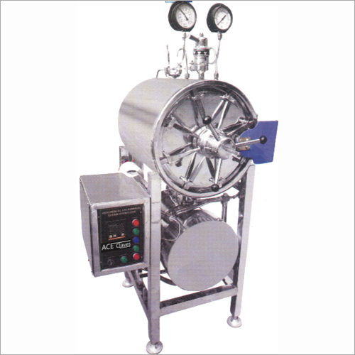Horizontal High Pressure Sterlizers