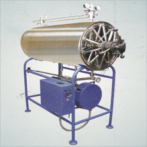 Horizontal High Pressure Sterilizers