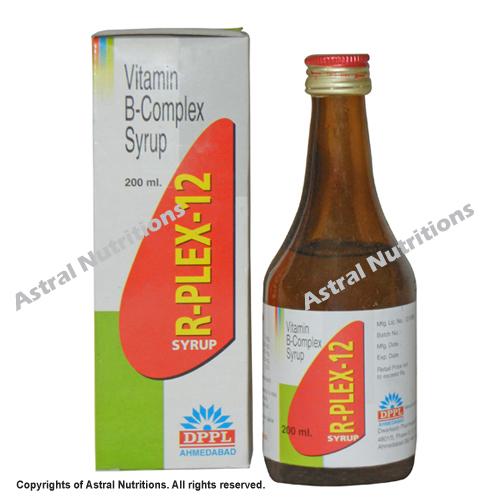 R-Plex-12 Syrup