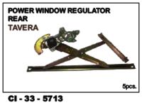 Power Window Regulator Rear Tavera  L/R