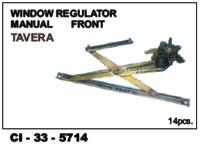 Window Regulator Manual Front Tavera L/R