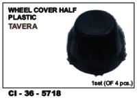 Wheel Cover Half Plastic Tavera