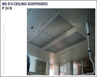 MS 6 & 4 Ceiling Suspended