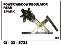 Power Window Regulator Rear Spark