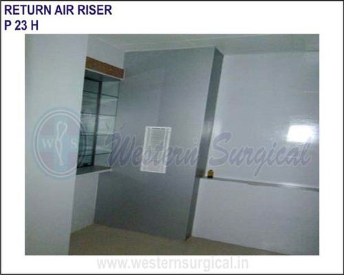 Return Air Riser