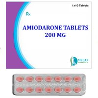 Amiodarone 200 Mg Tablets