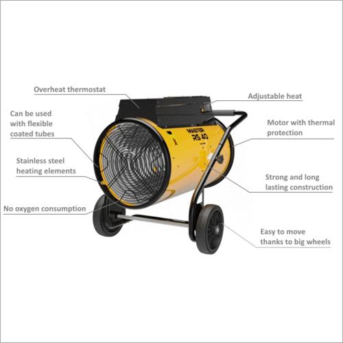 Electric Fired Sapce Heaters